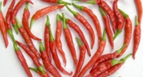 Salute: i benefici del peperoncino